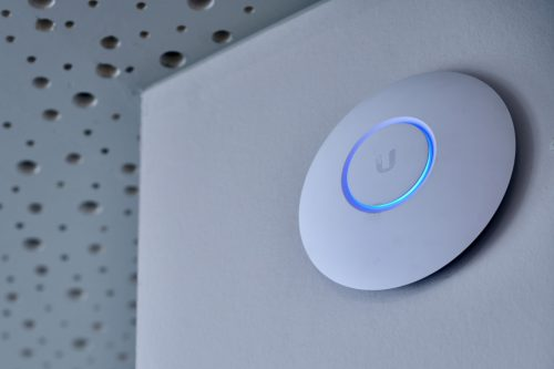 access point w domowej sieci internetowej