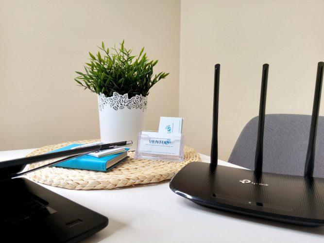 wymiana routera - profesjonalny montaż i konfiguracja