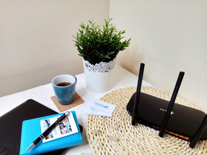 fachowa konfiguracja i wymiana routera na nowy